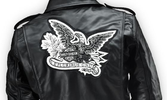 Harley-Davidson 'Freedom Jacket' tours the world