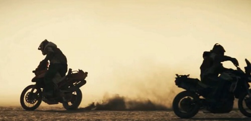 Insider Report: It's amazing what you can do with a motorcycle