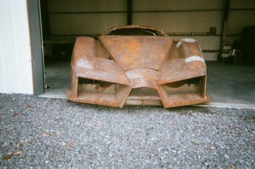 Ugly Craigslist find of the day: 2010 Ferrari Enzo 'replica'