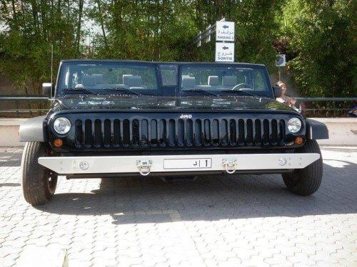 Is twice the Jeep twice the fun?