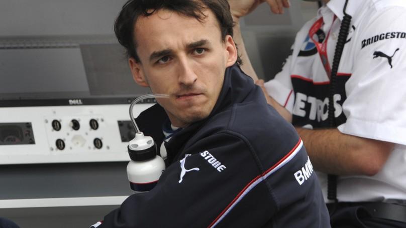 Former F1 driver Robert Kubica to test drive Mercedes DTM car