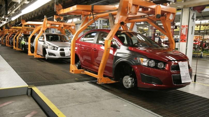 Chevrolet Sonic embodies Detroit's improbable 4-year revival