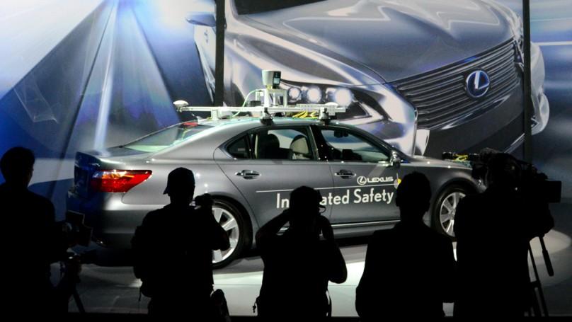 Don't call Toyota's autonomous car 'self-driving'