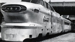 Aerotrain a pillar of 1950s fashion