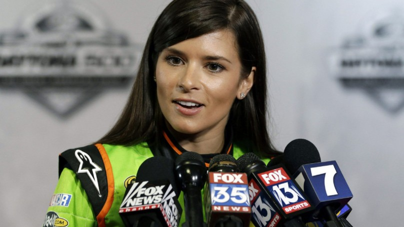 Disappointing finish, but Danica shows she belongs