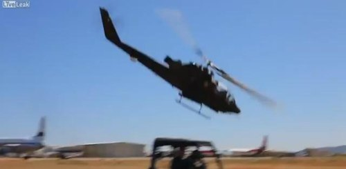 Top Gear helicopter crashes while filming stunt