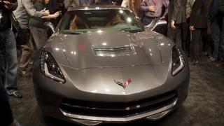 2013 Toronto Auto Show: All-new Corvette Stingray unveiled