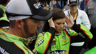 A grandma tunes in to watch 'that girl' at Daytona