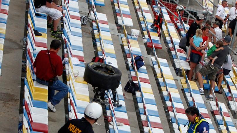 Spectre of horrific crash will follow NASCAR all season