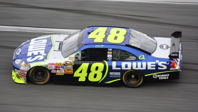 On Jimmie Johnson, rallying and no-name F1 drivers