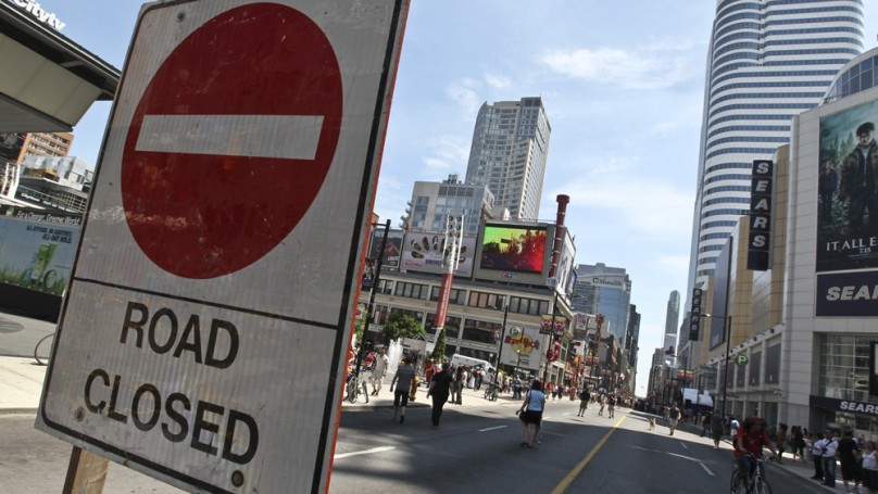 Smackdown: Does closing a busy road actually reduce traffic?