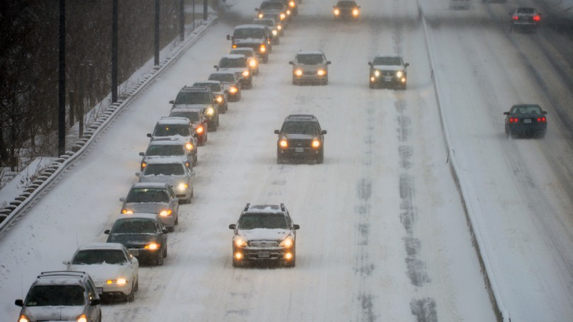 Still think you don't need winter tires? Think again
