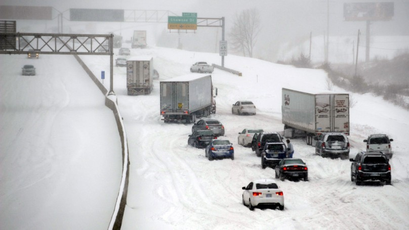 Another storm is on the way. Here are 15 tips to survive the drive