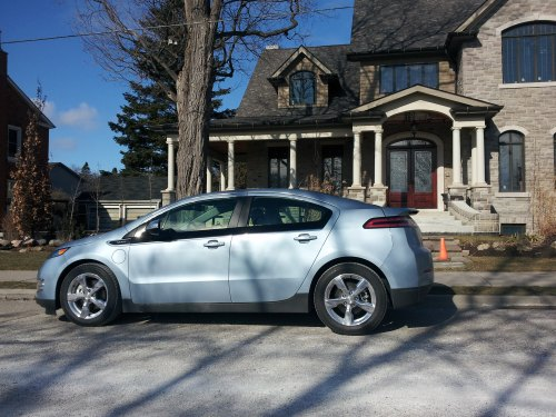 Wheels of the Week: Chevrolet Volt a sensible 'green' option