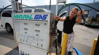 A strong case for natural gas vehicles