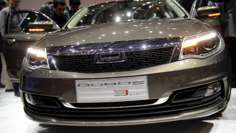 Slowly but surely, China's auto power grows