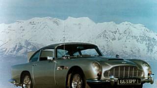 100 years of Aston Martin