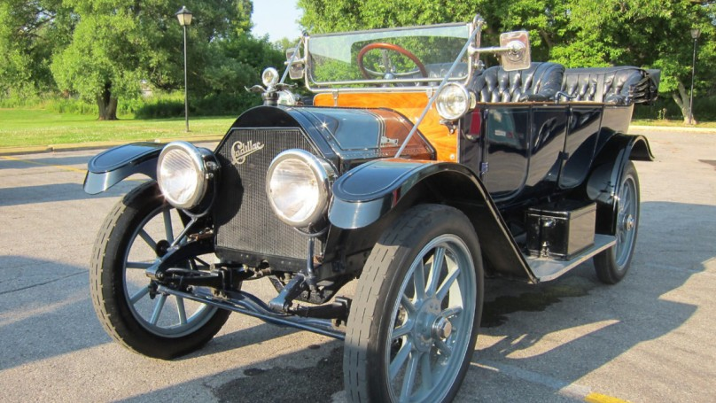Auto Trivia: Cadillac a real self-starter