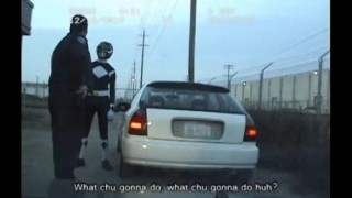 Insider Report: Watch a Power Ranger get stopped by police