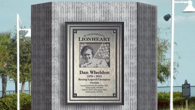 Paul Tracy snubbed at Dan Wheldon memorial
