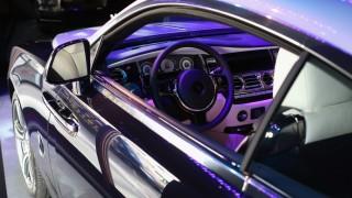Eye candy: Rolls-Royce Wraith