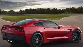 The 2014 Corvette Stingray, <br> through the eyes of its designer