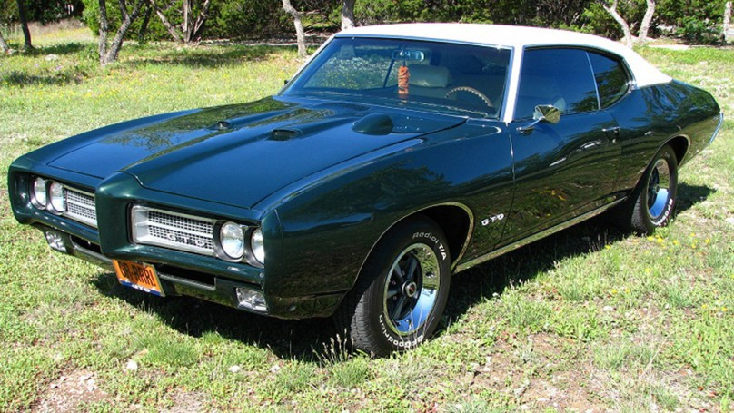Return of the Goat: Man surprises dad with restored 1969 GTO