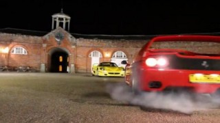 Insider Report: Watch a tug-of-war between two rare Ferraris