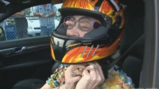 Insider Report: This speed-demon granny is hell on wheels!