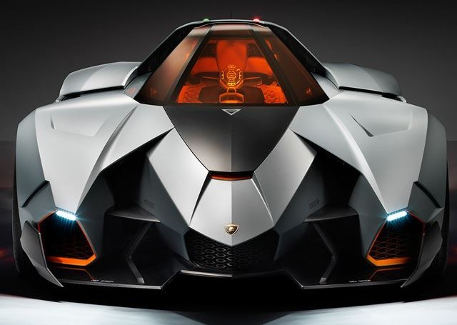 Lamborghini Egoista is pure, <br>unabashed driving insanity