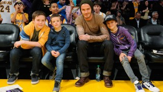 David Beckham thanks his mom, mother-in-law with gift of Audis