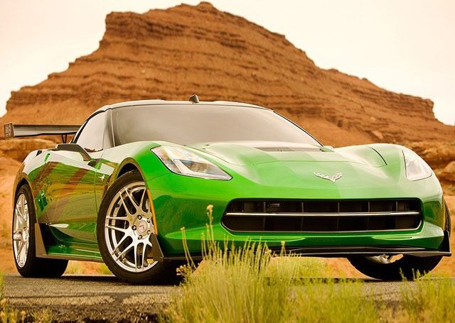 Stingray, Veyron ready to Transform
