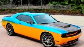 Tim McGraw's Dodge Challenger SRT8 could be yours