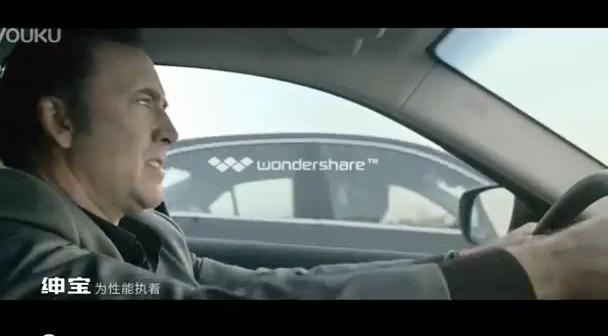 Nicolas Cage's Chinese car ad <br>is so bad it's great