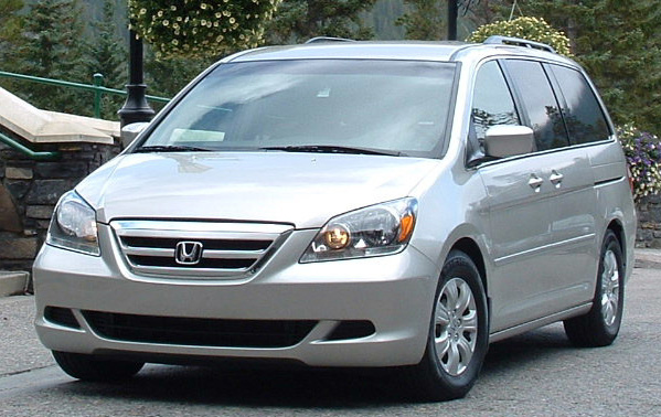 Honda Odyssey added to growing probe of faulty airbags