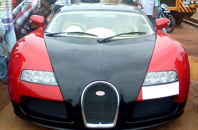 Fake Bugattis have us feeling conflicted