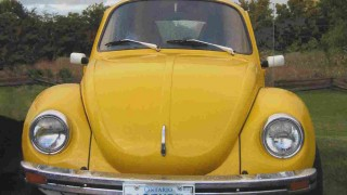 Eye Candy: 1973 Super Beetle