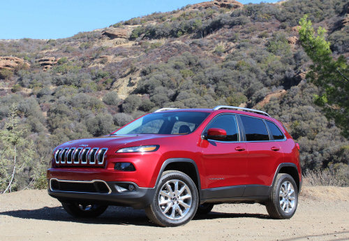 Review: 2014 Jeep Cherokee