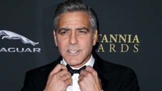 George Clooney didn't exactly love his Tesla