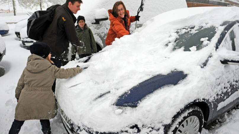 How cold temperatures affect your car