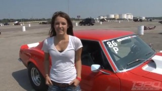 Insider Report: 16-year-old girl takes week off school to drag race