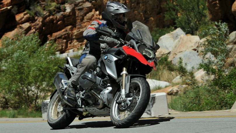 Review: 2013 BMW R1200GS