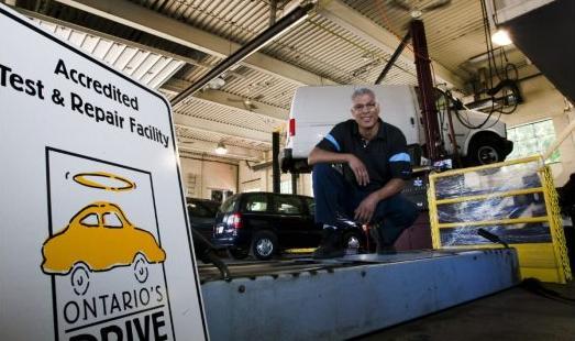 Drive Clean fee cut to $30