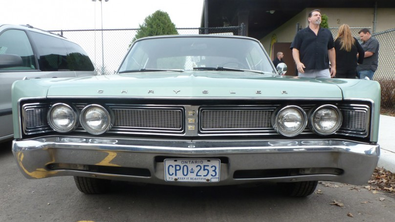 Eye Candy: 1967 Chrysler Newport