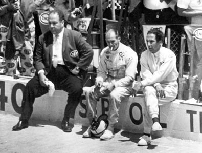 As Michael Schumacher fights for his life, Andy Granatelli loses his
