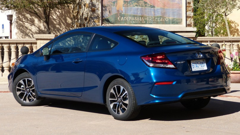Preview: 2014 Honda Civic Coupe