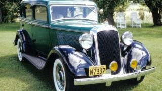 Eye Candy: 1933 Plymouth
