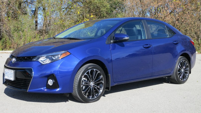 Although it's still more stoic than sexy, the all-new 2014 Toyota Corolla benefits considerably from new exterior styling. It is longer and slightly wider than the outgoing model, creating more interior space and a more firmly planted stance.