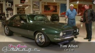 Insider Report: Tim Allen and his Camaro visit Jay Leno's Garage