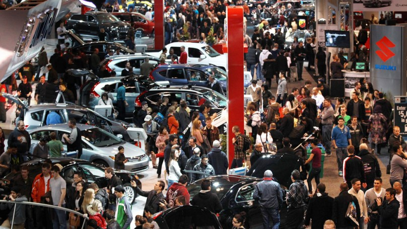 Auto Show Survival Guide: Five tips for getting the most out of it